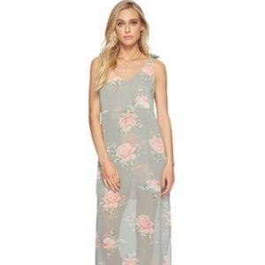 Show Me your Mumu Rosen Maxi Dress•SOLD•